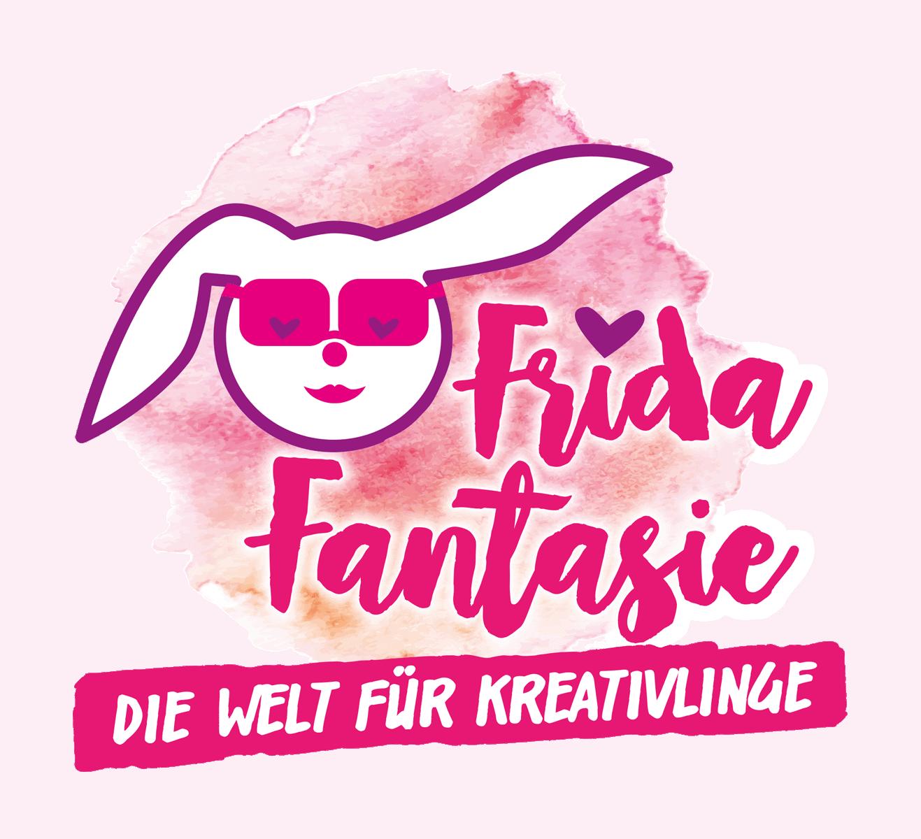 Frida Fantasie - Die Welt für Kreativlinge